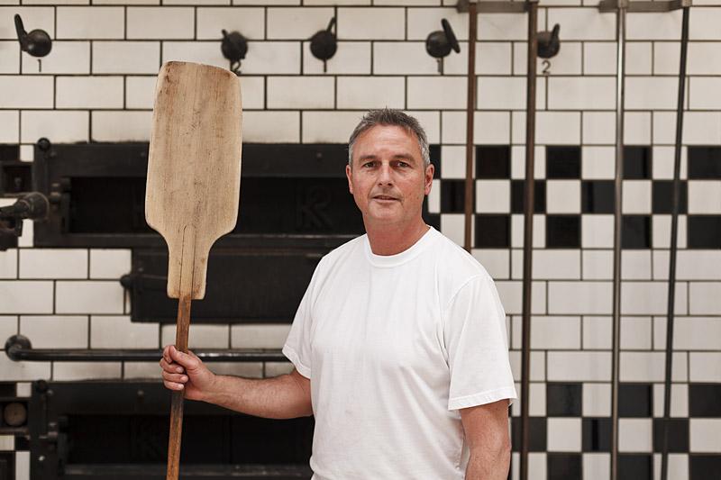Inhaber der Erkheimer Bäckerei Thomas Schütz