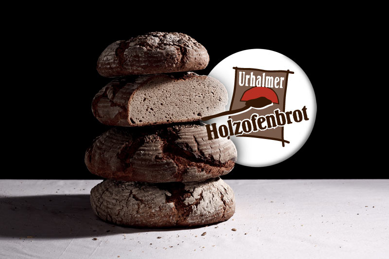 Unser Original Urhalmer Holzofenbrot